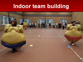 Indoor team building from DW Team building