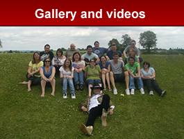 Team building pictures and team building videos